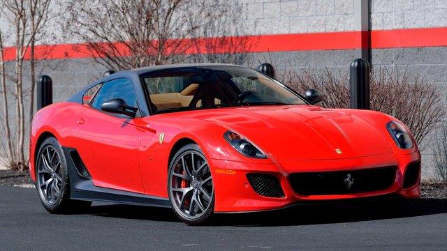 Рідкісну Ferrari 599 GTO виставили на аукціон - фото 396607