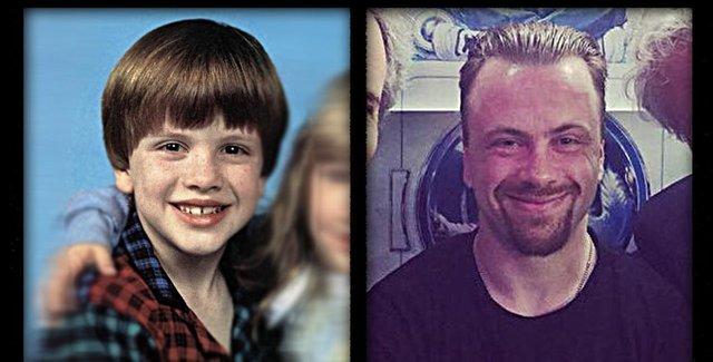 Проблемна дитина: дивіться, як змінилися актори за 30 років - фото 396626