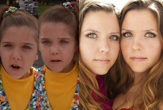 Проблемна дитина: дивіться, як змінилися актори за 30 років - фото 396632