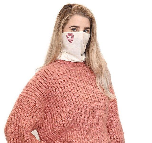 Науковці створили унікальний шарф, здатний замінити медичні маски - фото 396736