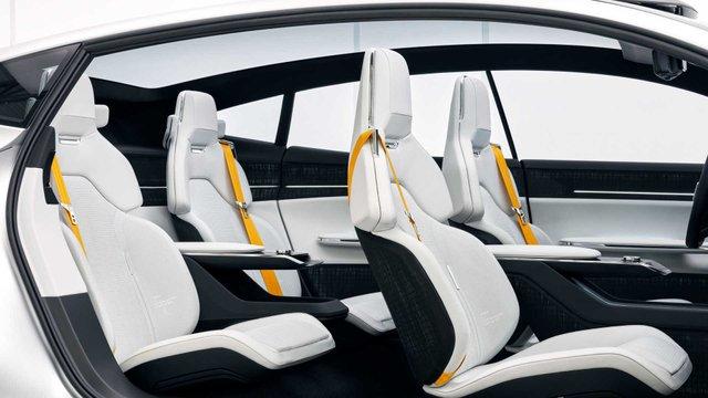 У мережі показали концепт авто,  салон якого виготовлений з рибальських сіток - фото 396743