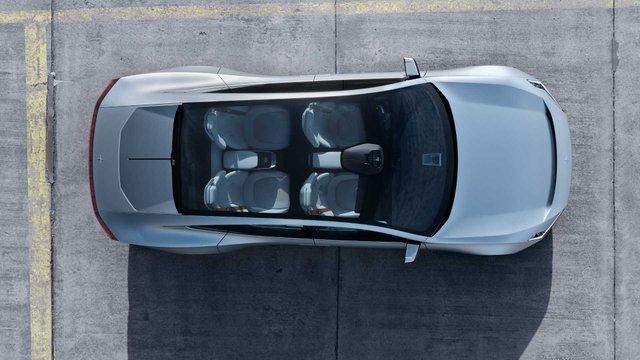 У мережі показали концепт авто,  салон якого виготовлений з рибальських сіток - фото 396744