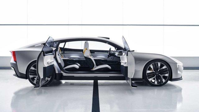 У мережі показали концепт авто,  салон якого виготовлений з рибальських сіток - фото 396745