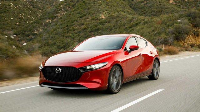 Mazda3 отримала приз за найкращий дизайн - фото 397047