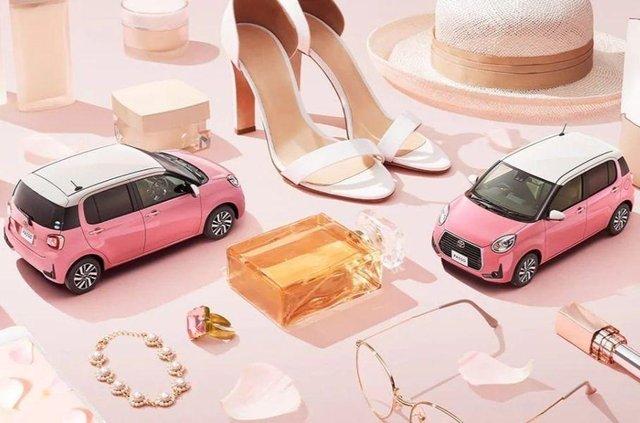 Toyota випустила ідеальний автомобіль для жінок - фото 397100