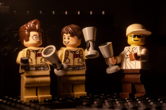 Карантин – не завада: весільний фотограф зробив фотосесію для Lego-молодят - фото 398111