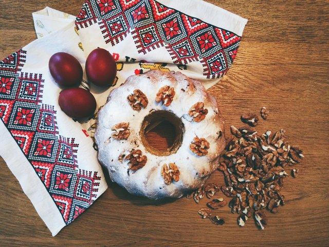 Глазур для паски своїми руками: рецепт приготування в домашніх умовах - фото 398509