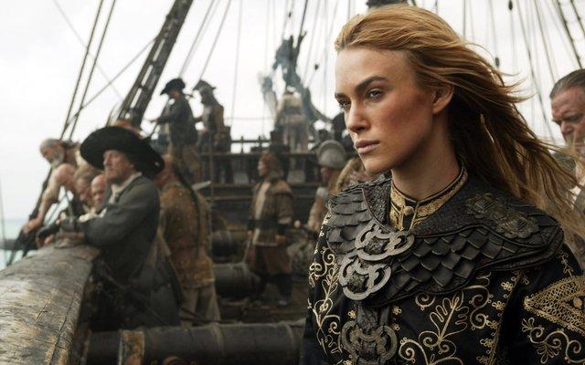 Як змінилися актори фільму Пірати Карибського моря - фото 400144