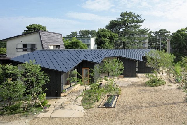 Як виглядає сучасний дім для пенсіонерів в Японії: фото - фото 400858