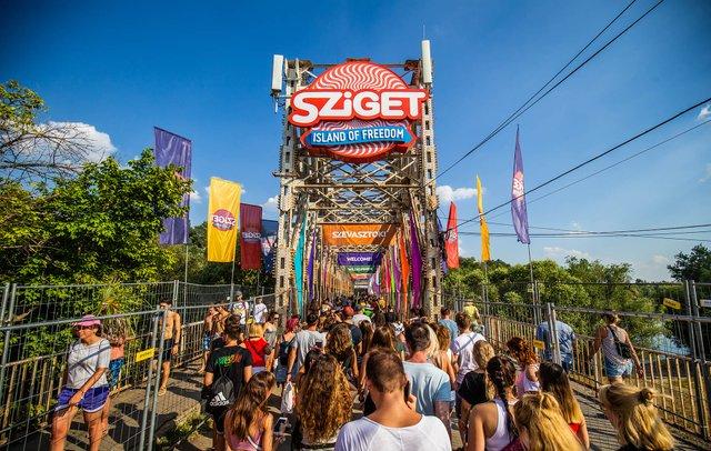 Sziget перенесли на 2021 рік через обмеження уряду Угорщини - фото 401312