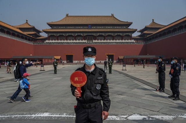 У Китаї знову дозволили туризм і подорожі - фото 401483