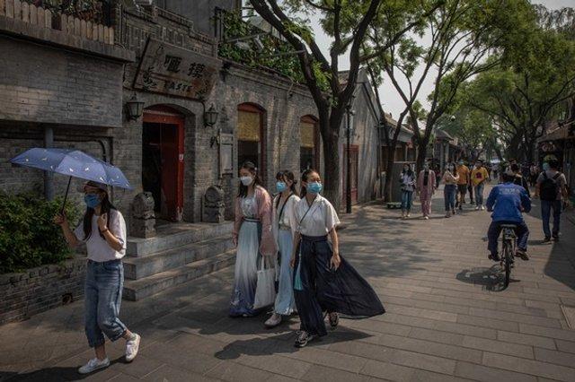 У Китаї знову дозволили туризм і подорожі - фото 401485