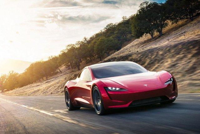 Випуск Tesla Roadster відклали на невизначений термін - фото 402817