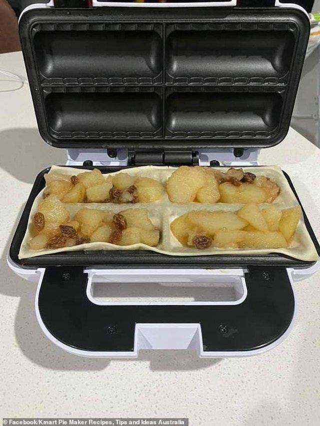 Австралійка придумала спосіб приготувати солодкий хрусткий пиріжок, як в McDonald's - фото 403416