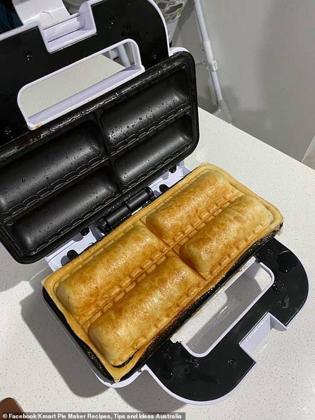 Австралійка придумала спосіб приготувати солодкий хрусткий пиріжок, як в McDonald's - фото 403417