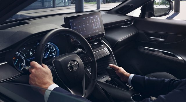 Кросовер Toyota Venza здивував ультрасучасним дизайном - фото 404873
