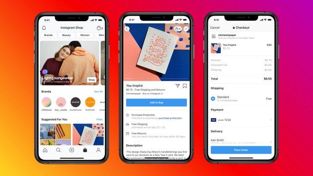 Facebook представив сервіс для створення магазинів у своїх соціальних мережах - фото 405060