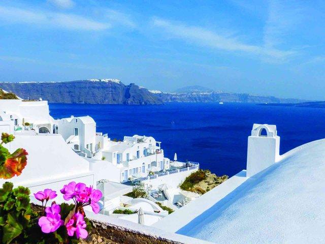 У Греції назвали дату початку туристичного сезону - фото 405316