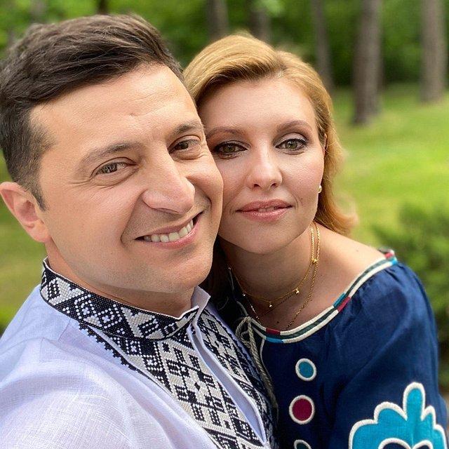 Загадкова Каменських та яскравий DZIDZIO: фото українських зірок у вишиванках - фото 405406