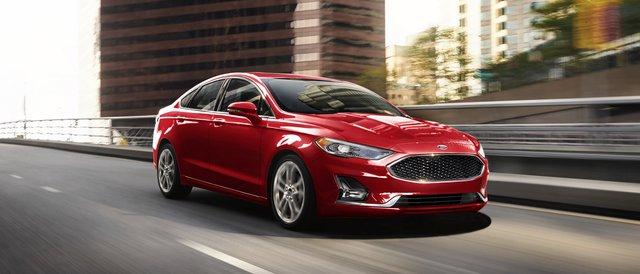 Зараз Ford Fusion збирають у Мексиці - фото 405520