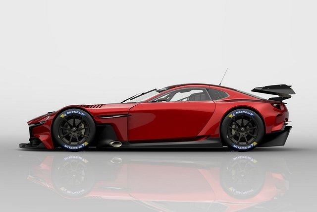 Mazda представила концепт геймерського суперкару RX-Vision GT3 - фото 405593