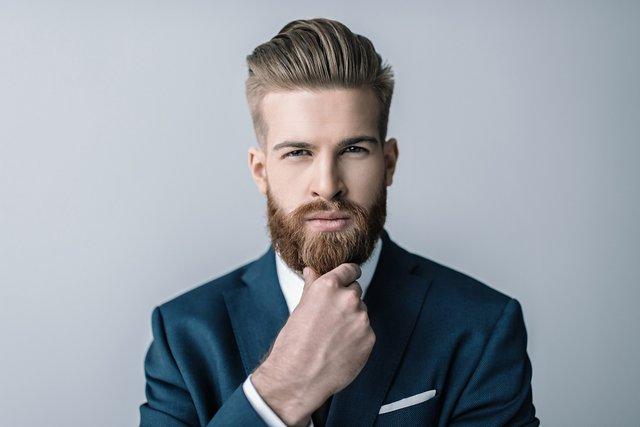 Борода потрібна, щоб захистити обличчя від ударів - фото 405776