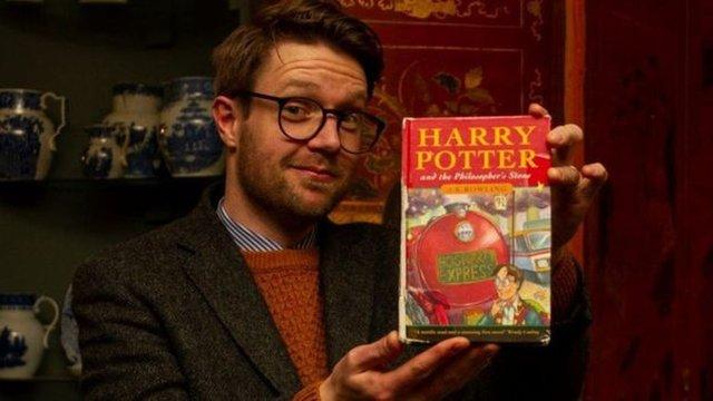 Знайшли на смітнику та продали на аукціоні: цікава історія книги про Гаррі Поттера - фото 405809