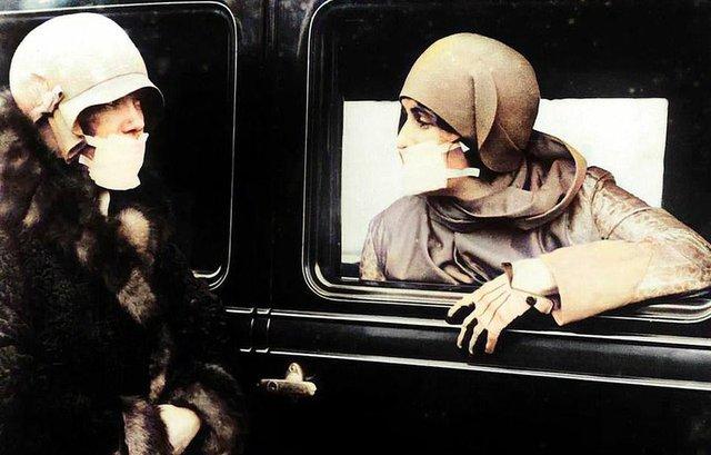 Карантин 100-річної давності: життя під час пандемії іспанки у фоторепортажі - фото 406003