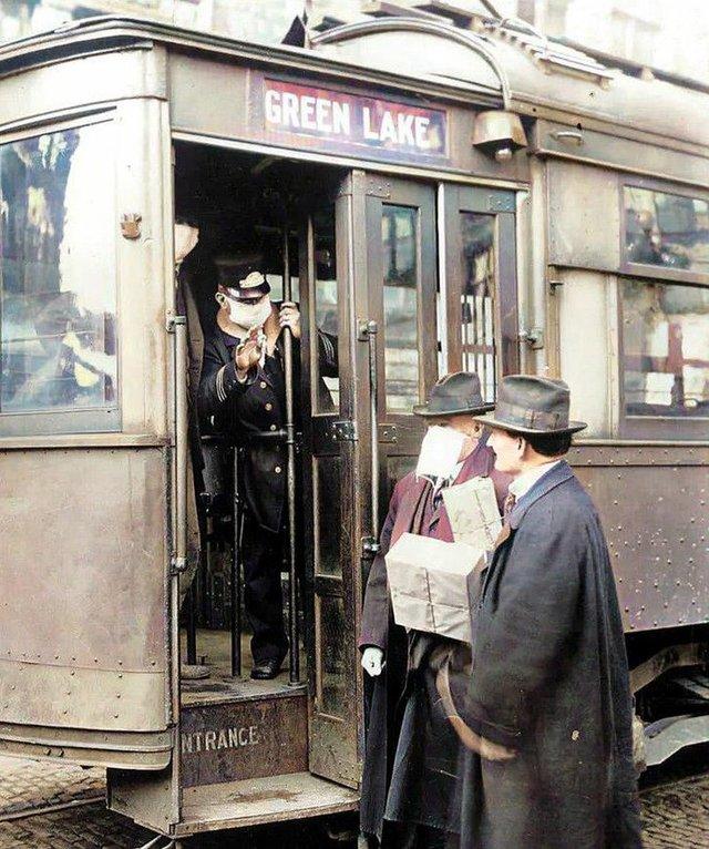 Карантин 100-річної давності: життя під час пандемії іспанки у фоторепортажі - фото 406005