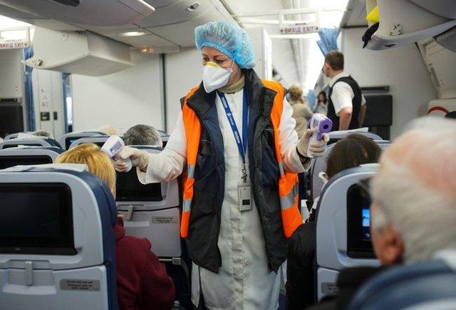 Євросоюз опублікував рекомендації щодо польотів після пандемії - фото 406088