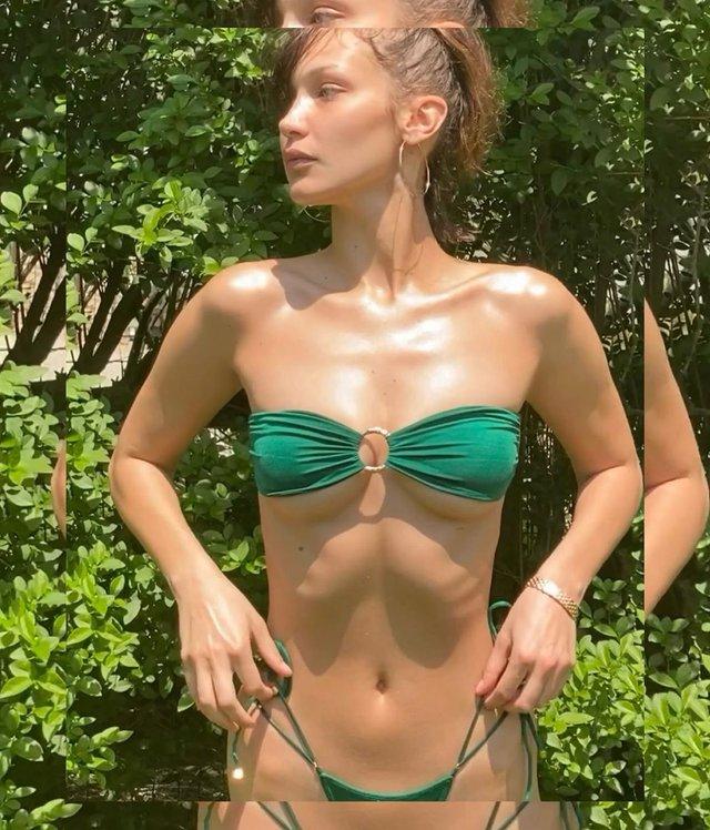 Без макіяжу та одягу: найкрасивіша дівчина світу розбурхала новими фото - фото 406289
