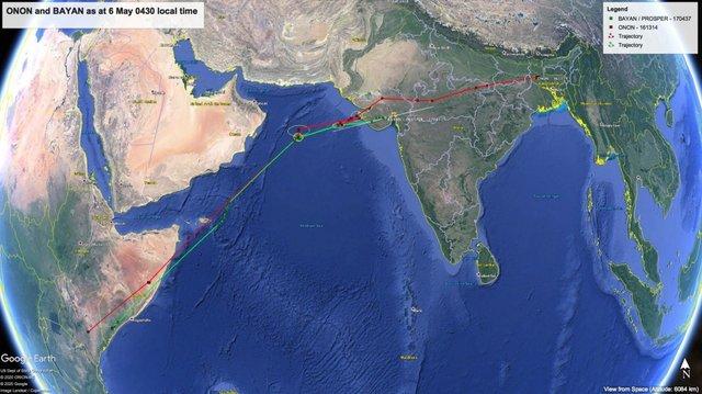 Науковці зафіксували 12000-кілометрову подорож зозулі: фотофакт - фото 406579