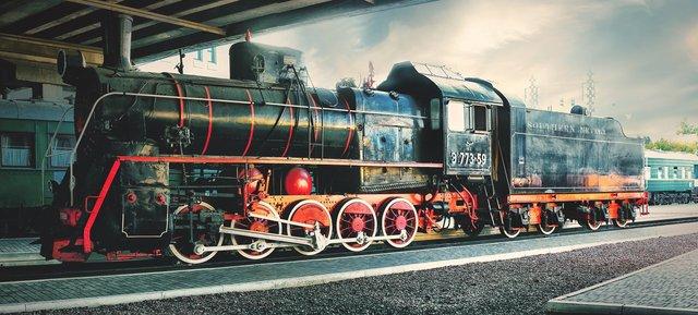 Музей залізничного транспорту - фото 406836
