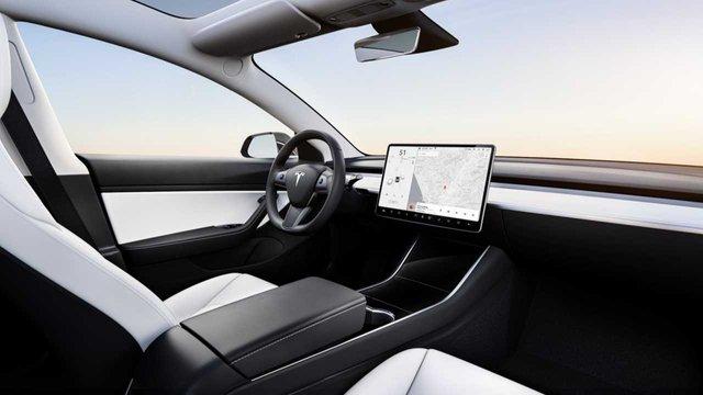 Tesla Model 3 - фото 406981