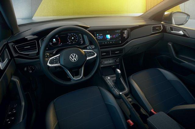 Volkswagen представив компактний кросовер Nivus - фото 407194