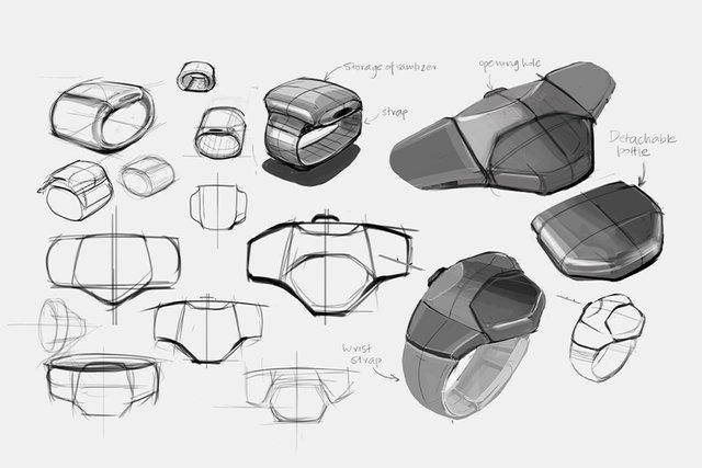 Дизайнер розробив санітайзер у стилі Людини-павука: фотофакт - фото 407282