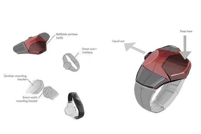 Дизайнер розробив санітайзер у стилі Людини-павука: фотофакт - фото 407283