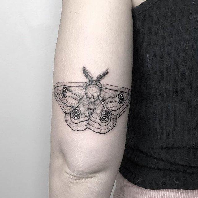 Це не оптична ілюзія: незвичайні татуювання від мексиканського майстра - фото 407626
