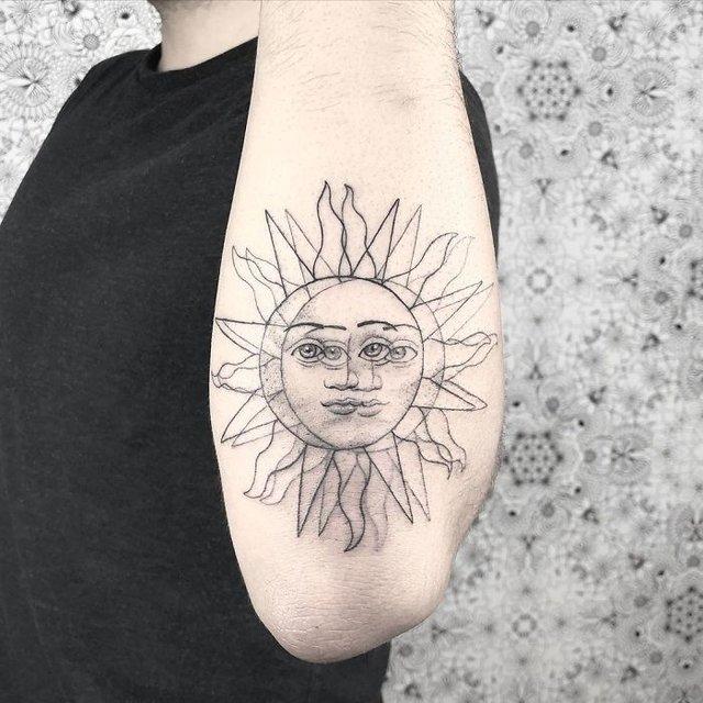 Це не оптична ілюзія: незвичайні татуювання від мексиканського майстра - фото 407632