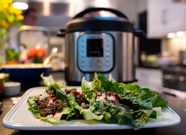 Мультиварка дозволяю готувати з меншою кількістю олії - фото 407791