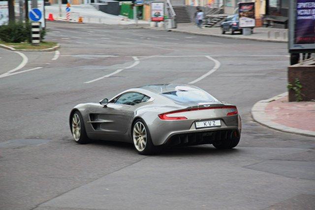 Aston Martin  - фото 408091