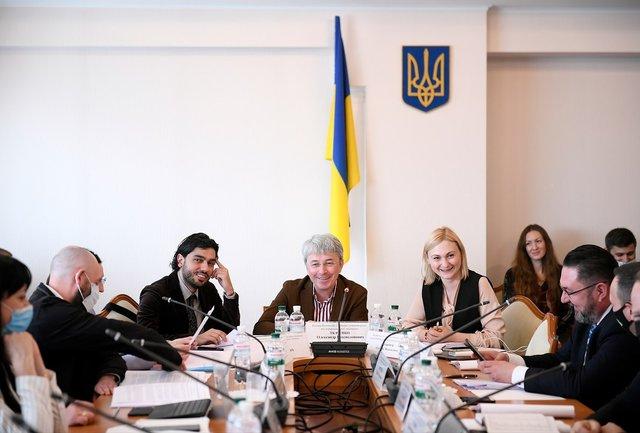 Олександр Ткаченко – новий міністр культури: біографія і факти - фото 408108