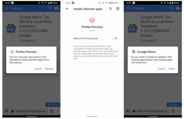 Google закручує гайки: в Android 11 з'явиться нове обмеження - фото 408174