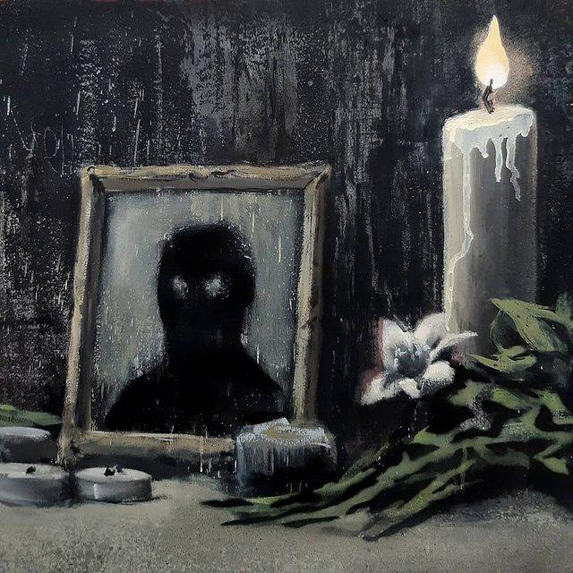 Бенксі присвятив новий малюнок положенню темношкірих в США - фото 408635