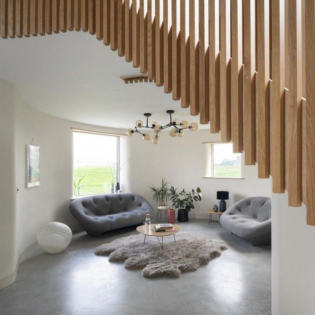 В Англії архітектори створили дім у вигляді хмелесушарки: ефектні фото - фото 408857