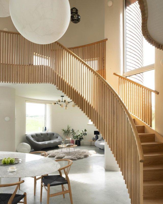 В Англії архітектори створили дім у вигляді хмелесушарки: ефектні фото - фото 408861