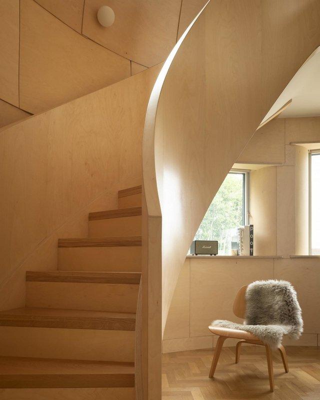 В Англії архітектори створили дім у вигляді хмелесушарки: ефектні фото - фото 408862