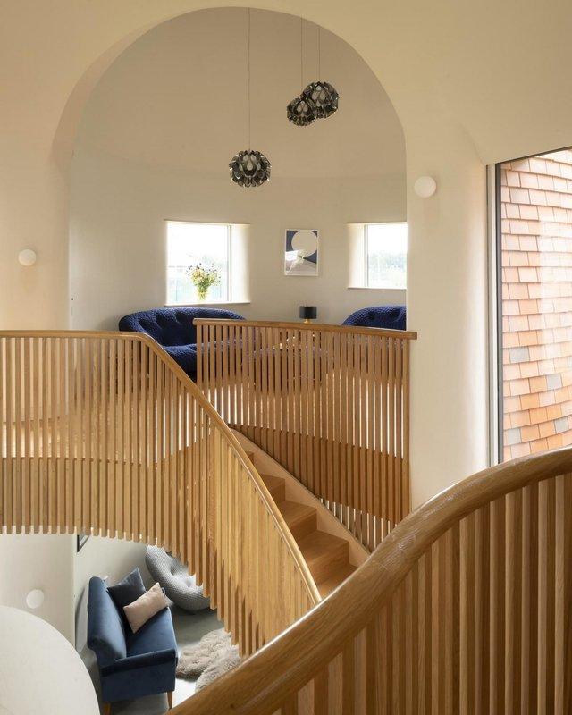 В Англії архітектори створили дім у вигляді хмелесушарки: ефектні фото - фото 408866