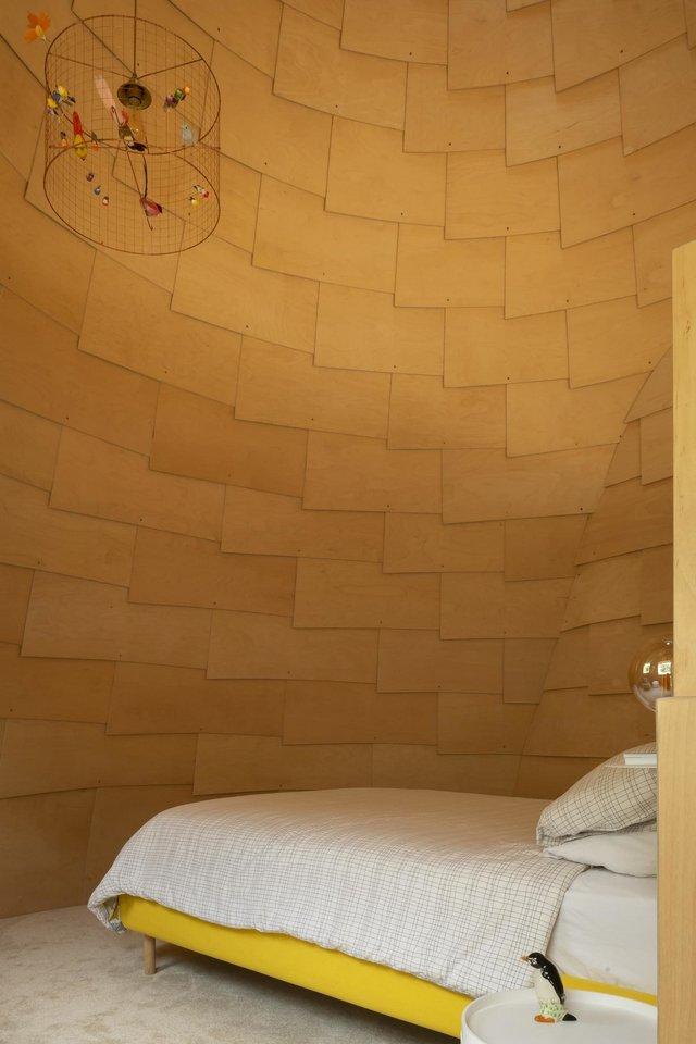 В Англії архітектори створили дім у вигляді хмелесушарки: ефектні фото - фото 408868