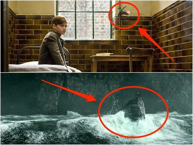 20 прихованих деталей у фільмах про Гаррі Поттера, на які ви не звернули увагу - фото 409033
